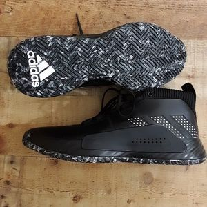 Adidas Dame 5 Sneakers Damian Lillard sz 14 Black